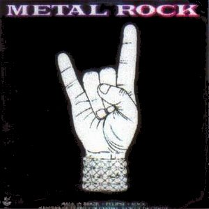 Metal Rock - Frente